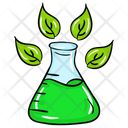Botany Research Chemical Chemical Beaker Icon