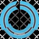 Botswana Country Flag Icon