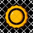 Bottel Cap Icon