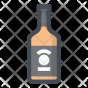 Bottle Alcohole Beverages Icon