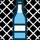 Bottle Alcohol Beverage Icon