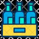 Beer Bottle Bar Pub Icon