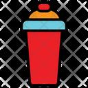 Bottle Nutrition Protien Icon
