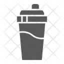 Bottle Shaker Cup Icon