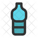 Bottle Mineral Water Drink Icon