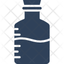 Bottle Drugs Lab Jar Icon