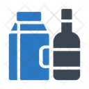 Bottle Milk Pack Icon