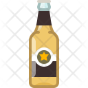 Bottle Alcohol Beer Icon