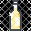 Bottle Lemonade Wine Icon