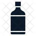 Bottle Syrup Beverage Icon