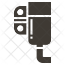 Bottle Water Store Icon