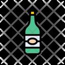 Bottle Evidence Investigation Icon