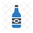 Bottle Evidence Investigation Icon