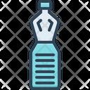 Bottle Water Plastic Icon