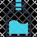Bottle Drug Flask Icon