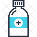 Bottle Container Drug Icon