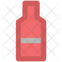 Bottle Champagne Wine Icon
