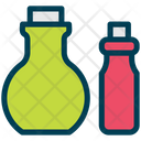 Bottle Potion Chemical Icon