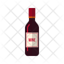 Bottle Alcohol Glass Icon