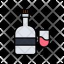 Bottle Juice Drink Icon
