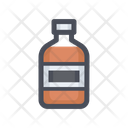 Whisky Bottle Beer Bottle Alcoholic Drink Icon