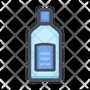 Whisky Bottle Wine Bottle Bar Icon