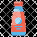 Bottle Plain Water Icon