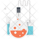 Bottle Chemistry Education Icon