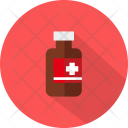 Bottle Medical Tool Icon