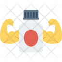 Bottle Drugs Healthcare Icon