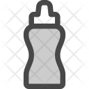 Bottle Drink Gym Icon