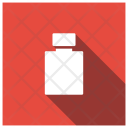 Bottle Chemical Jar Icon