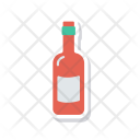 Bottle Wine Beer Icon