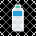 Bottle Water Milk Icon
