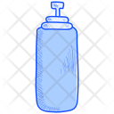 Bottle Fitness Drink Icon