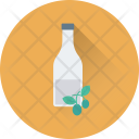 Bottle Oil Cooking Icon