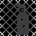 Bottle Spray Clean Icon