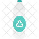 Bottle Eco Bottle Recycling Icon