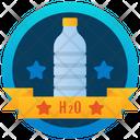 Bottle Badge Icon