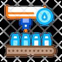 Bottle Filling Device Icon