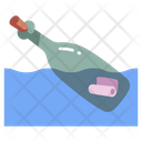 Bottle Letter Icon