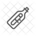 Bottle Message Icon
