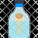 Bottle Message Bottle Letter Letter Icon
