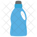 Bottle Of Cleaning Icon