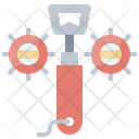Bottle Opener Bottle Kitchen Icon