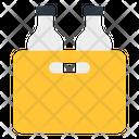 Bottle Parcel Bottle Package Bottle Crate Icon