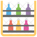 Bottle Rack Icon