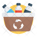 Bottle Recycling Bottle Reuse Ecology Icon
