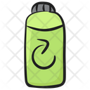 Bottle Recycling Bottle Reuse Bottle Reprocess Icon