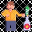 Bottle Rocket Icon